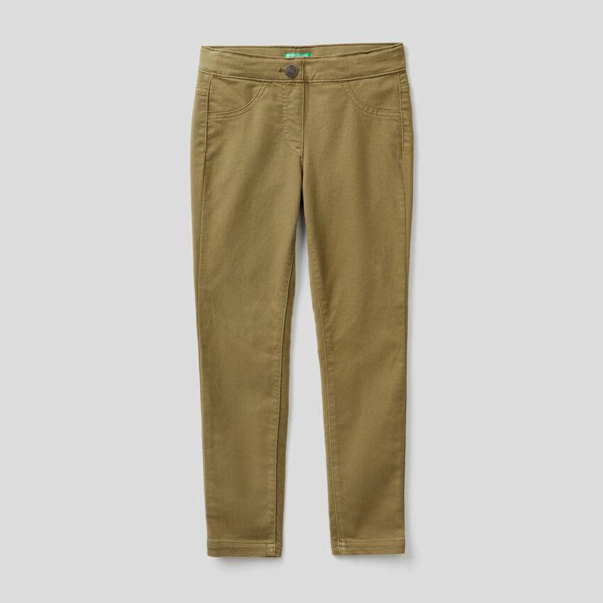 Super skinny trousers