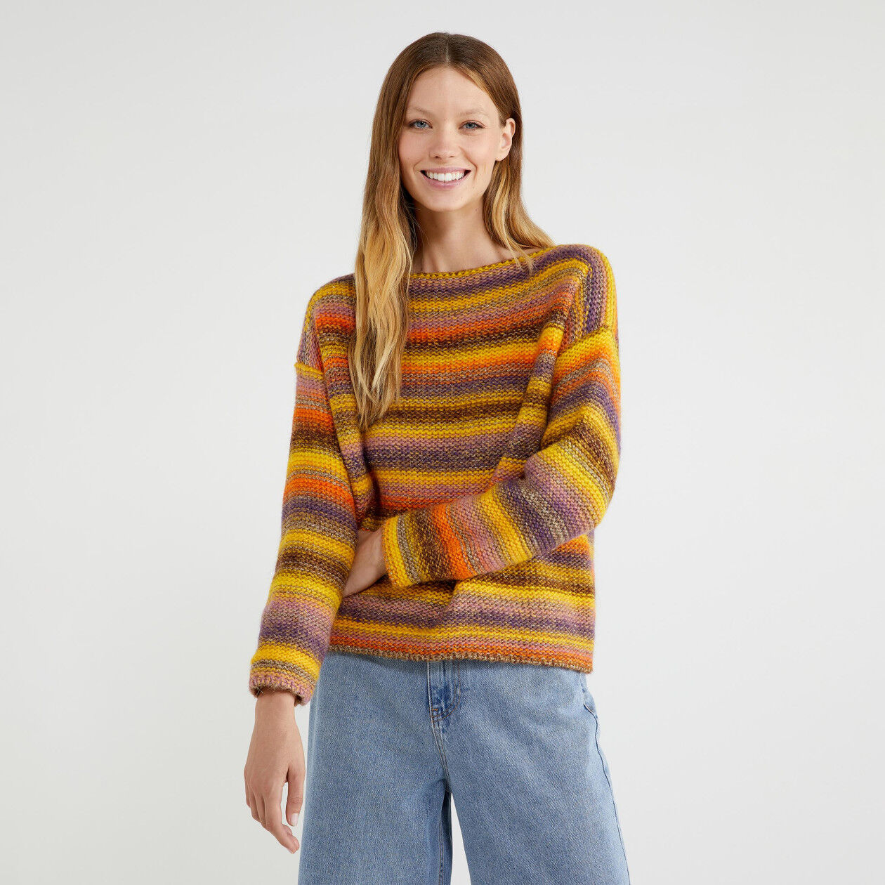 Multicolor sweater